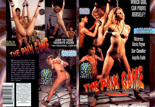 LBO - The Pain Game DVD